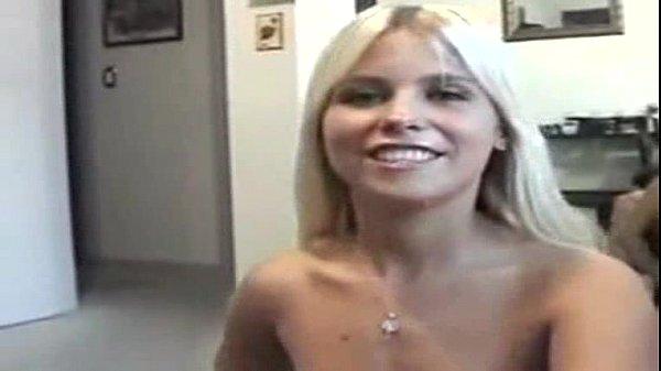 blonde amateur