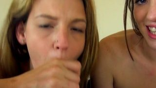 GF Revenge – Girl surprises her bf with a threesome