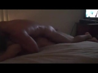 Hot Uncle pounds that ass
