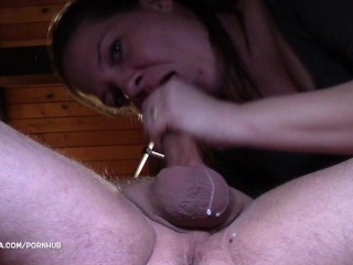 Passionate Monster Creampie and Oral creampie – He came twice :)