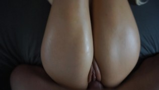 Tied Up Fucked Hard BunnyBlonde Amateur Teen gets used hard – POV – Bondage